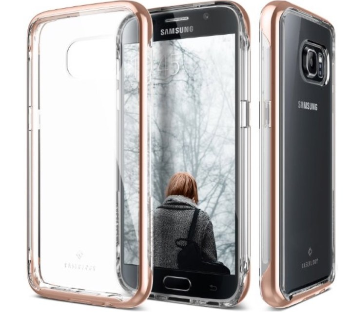 Caseology SkyFall Clear Galaxy S7 Case