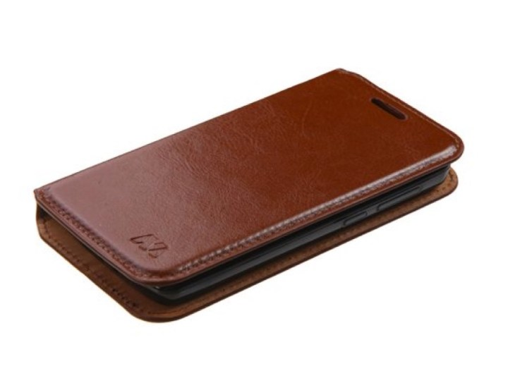 NageBee Faux Leather Flip Wallet Case