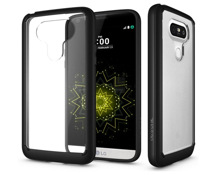 Diztronic Clear Case Bumper Shell