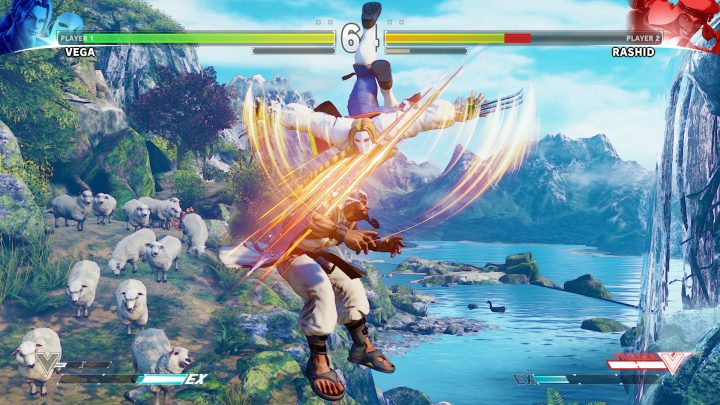 Street Fighter 5 Release Date Details - 2
