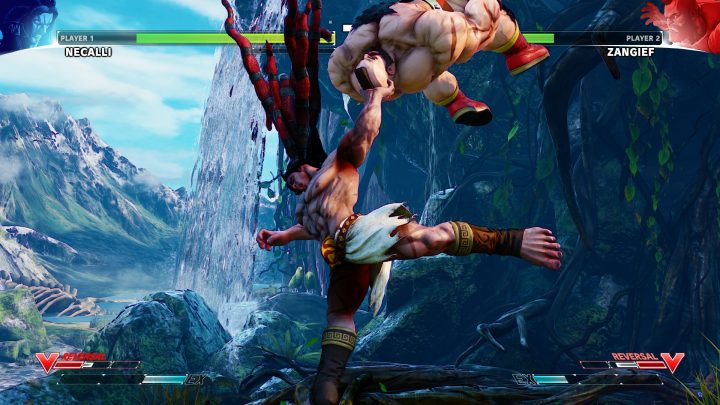 Street Fighter 5 Release Date Details - 3