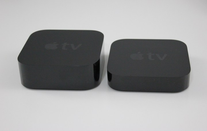 While Apple usually makes its products thinner, it made the new Apple TV way thicker.