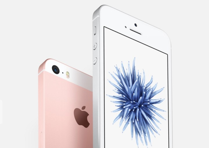 iPhone se vs iPhone 6s Screen Comparison