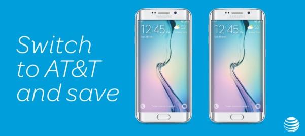 ATT Switch and Save Samsung S7