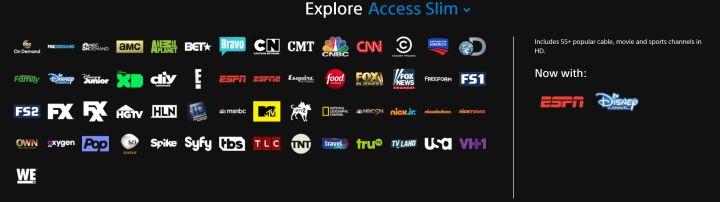 Access Slim