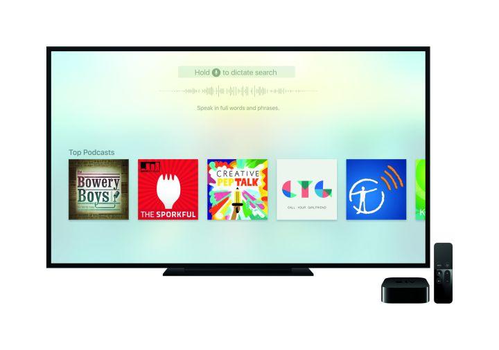 New Apple TV Update: tvOS 9.2