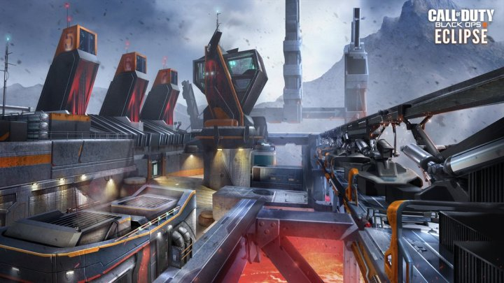 Rift Map - Eclipse Black Ops 3 DLC 2 Map