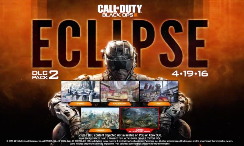 black ops 2 map packs list