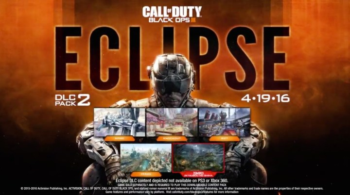 Eclipse Black Ops 3 DLC 2 Release Date Details, Review & Maps on