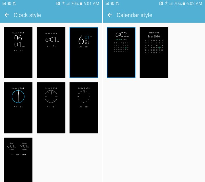 How to Disable the Galaxy S7 Always On Display