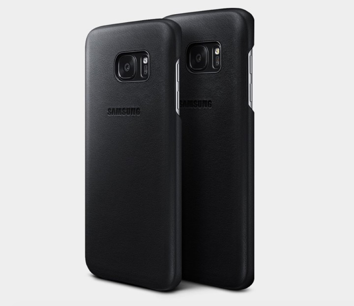 Samsung Genuine Leather Galaxy S7 Edge Case