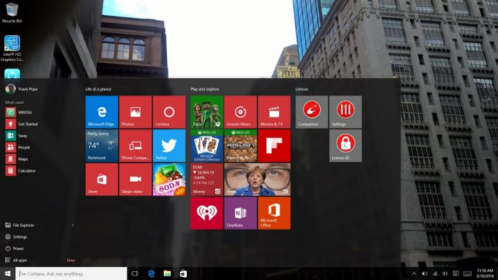 How to Login to Windows 10 with Your Finger (2)