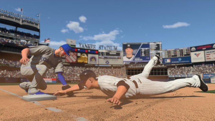 MLB The Show 16 Gameplay Improvements