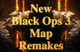 New Black Ops 3 Maps - Remakes DLC
