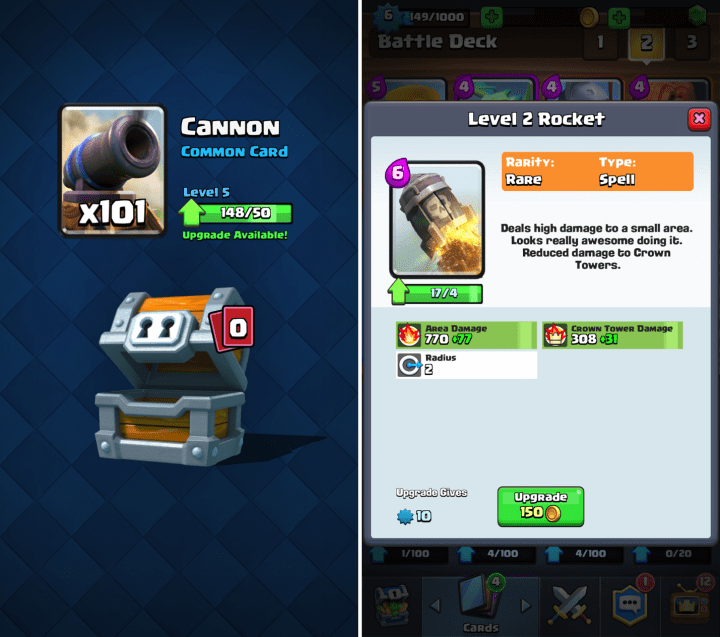 Chests Rewards will DOUBLE after the update. Yes!