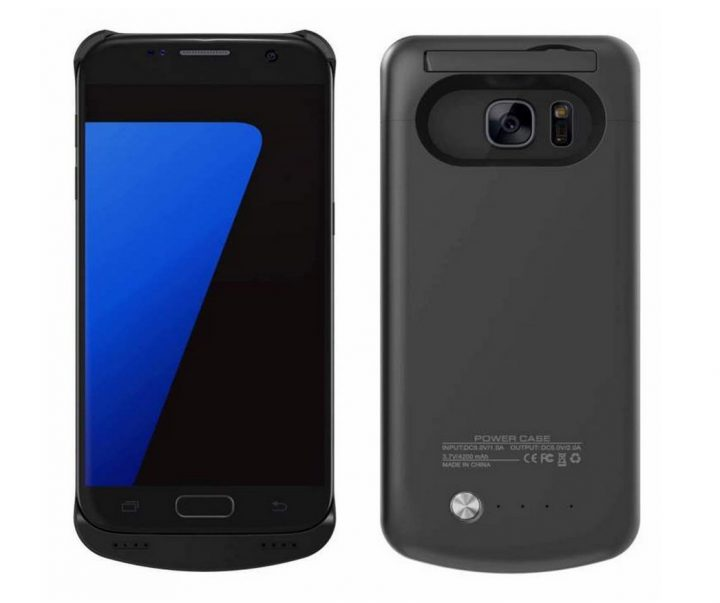 Ruky 4,500 mAh Galaxy S7 Battery Case