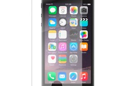 Zagg InvisibleShield for iPhone se