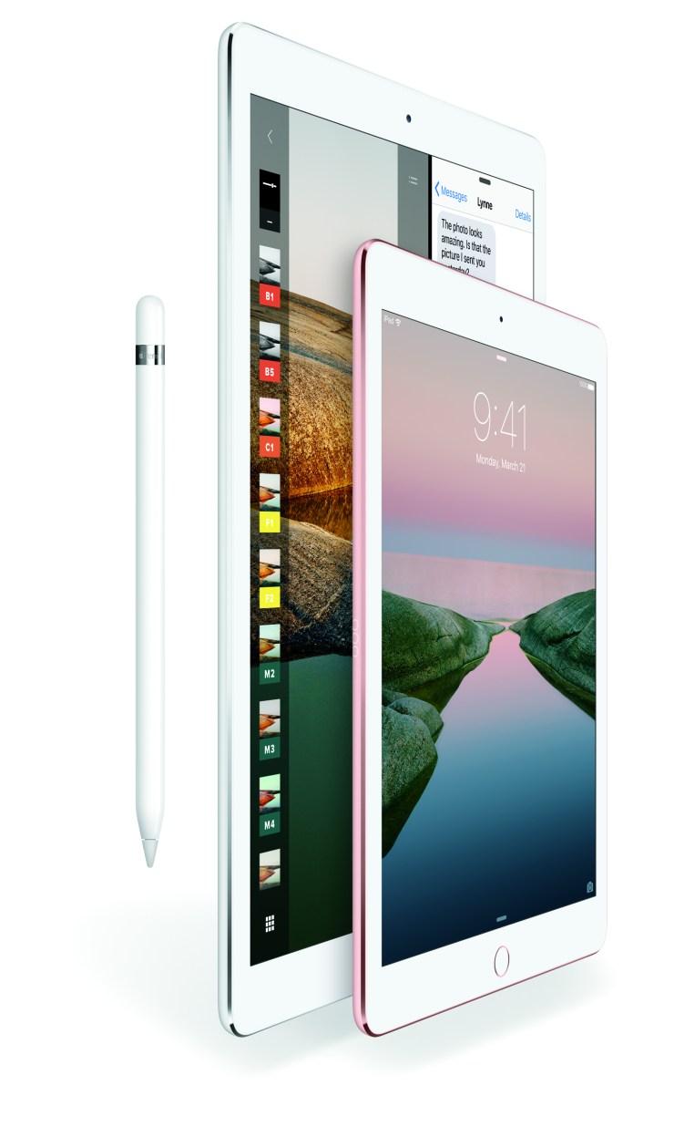 9.7-inch iPad Pro vs 12.9-inch iPad Pro