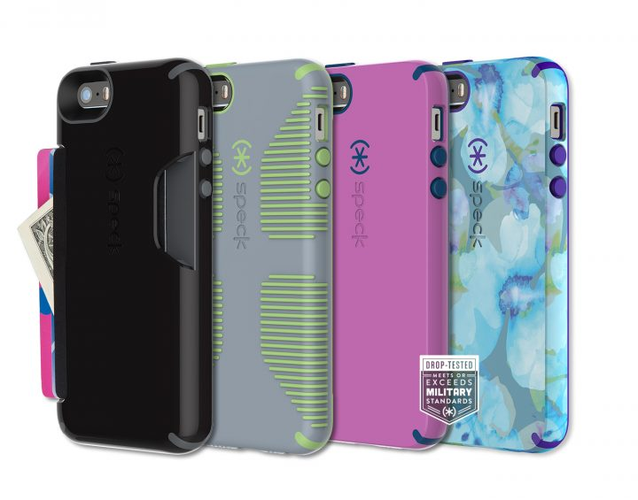 Expect to see many IPhone 5 and iPhone 5s cases fit the iPhone SE.