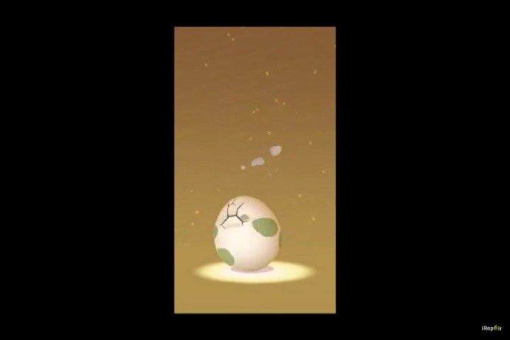 pokemon go egg hatches