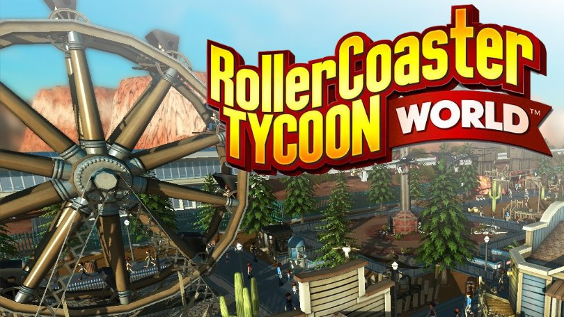 Roller Coaster Tycoon World Release: What You Need to Know