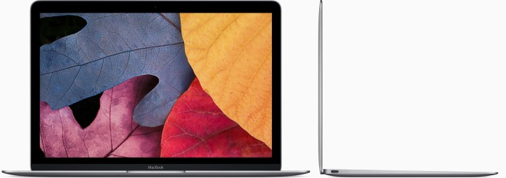 The 2016 Macbook size and weight match the 2015 model.