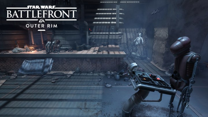 Free Outer Rim Trial