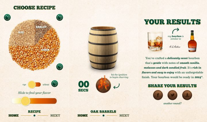 Learn about Bourbon with this amazing app.
