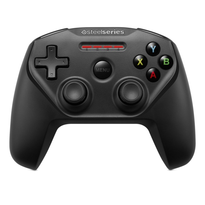 Best iPad Pro Accessories- SteelSeries NIMBUS Controller