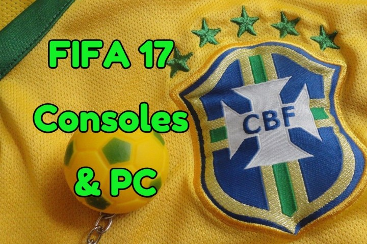 FIFA 17 Xbox 360 and PS3