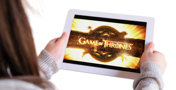 You can watch Game of Thrones season 6 on demand and on most devices. Christian Bertrand / Shutterstock.com