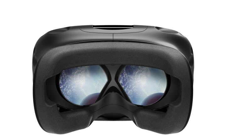 HTC Vive Review - Lenses