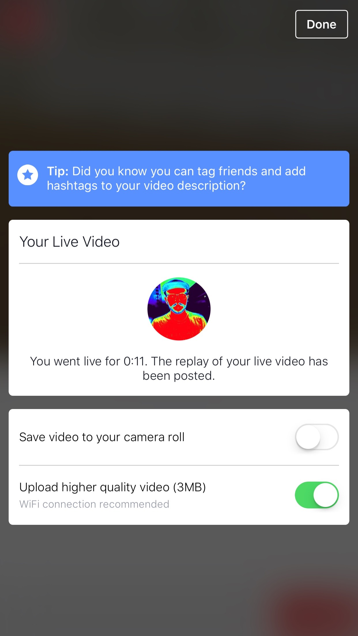 How to use facebook - How To Use Facebook Live Video