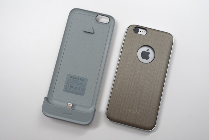 Read our Moshi iGlaze Ion review to find out why we like this iPhone 6s battery case.