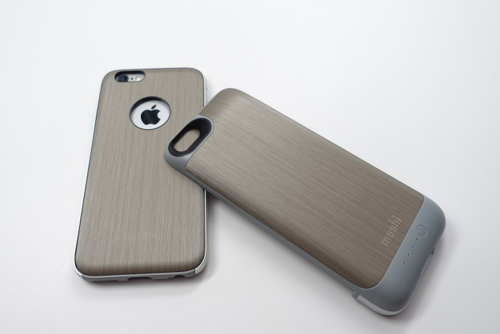 The Moshi iGlaze Ion iPhone 6s battery case looks great and delivers power when you need it.