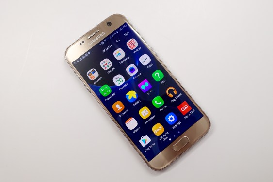 Samsung Galaxy S7 Review - 1
