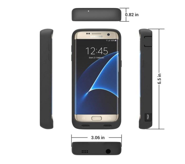 ZeroLemon 8,500 mAh Battery Case