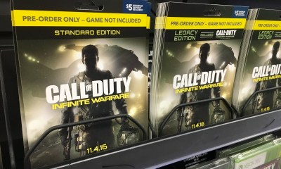What you need to know about the Call of Duty: Infinite Warfare release.