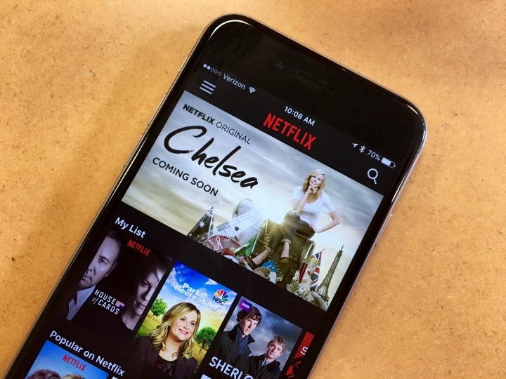 Learn how to control Netflix data use on your mobile devices and at home.