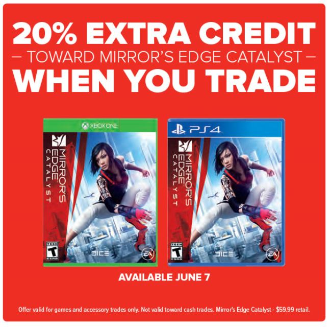 Mirror's Edge Deals