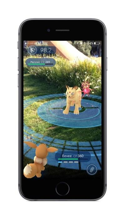 Pokemon Go Battle Images (2)