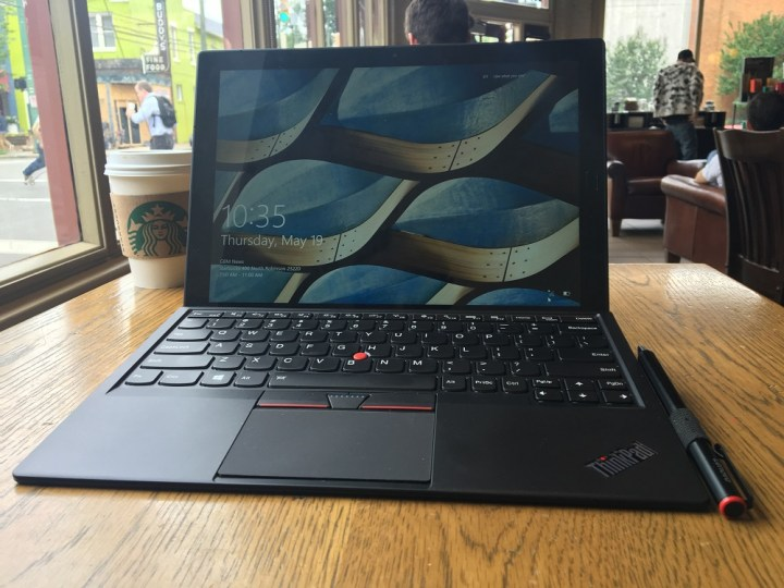 Lenovo ThinkPad X1 Tablet Review