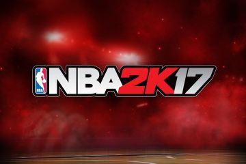 nba 2k17 logo