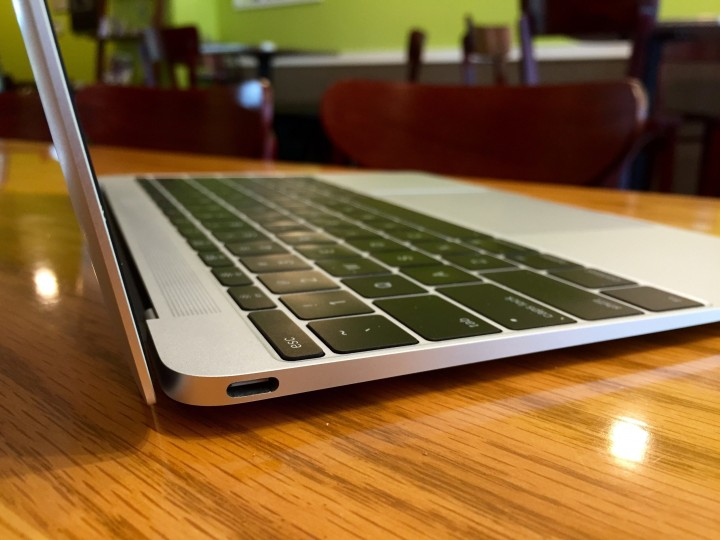 Expect USB Type C on the 2016 MacBook Air.