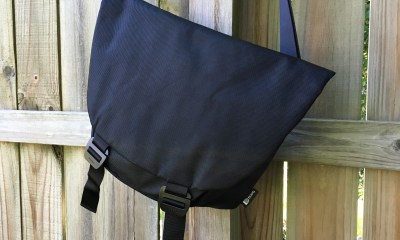 The Booq Shadow is an excellent messenger bag.