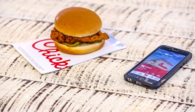 Download the app and get free food.