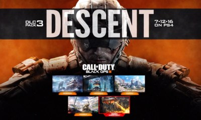What you need to know about the Descent Black Ops 3 DLC 3 release date.