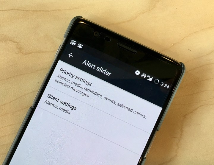 Customize the Alert Slider
