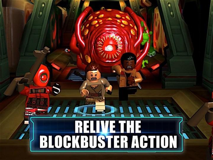 LEGO Star Wars The Force Awakens App - 5
