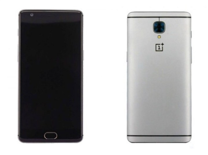 This is the OnePlus 3